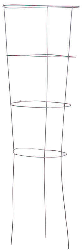 Glamos Wire  54 in. H x 18 in. W Gray  Steel  Plant Support