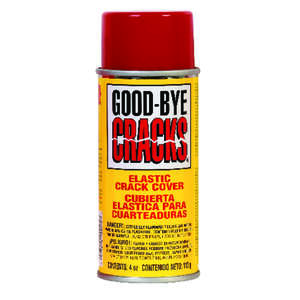 Goodbye Cracks  Ready to Use Neutral  Repair Spray  4 oz.