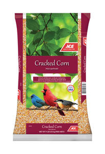 Ace  Assorted Species  Cracked Corn  Cracked Corn  4 lb.