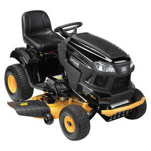 Craftsman  46 in. W 725 cc Lawn Tractor  Riding