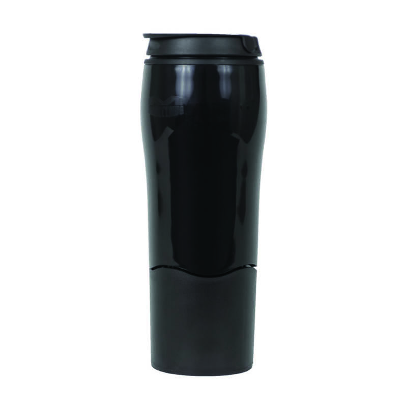 Mighty Mug  Black  Plastic  Travel Mug  BPA Free 16 oz.