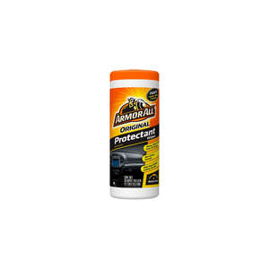 Armor All  Original  Plastic/Rubber  Protectant  25 wipes Bottle