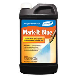 Monterey  Mark-It Blue  Concentrate  Dye Marker  1 qt.