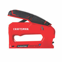 Deals on Craftsman Pushfire Heavy Duty Stapler CMHT82643