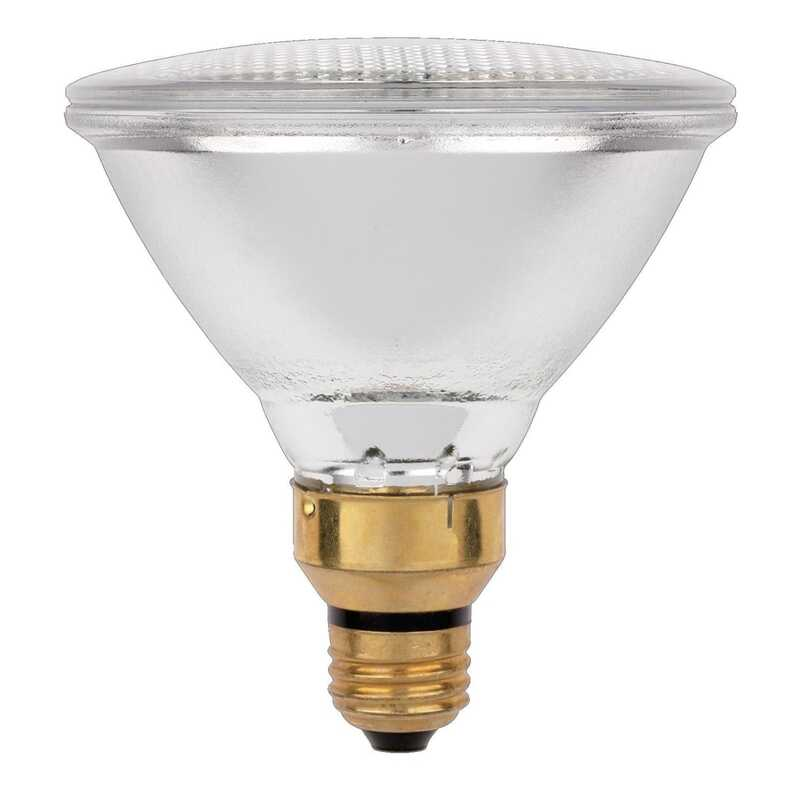 Westinghouse  70 watts PAR38  Halogen Bulb  1310 lumens Floodlight  1 pk