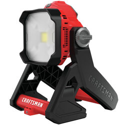 Craftsman  1825 lumens LED  Stand (H or Scissor)  Work Light