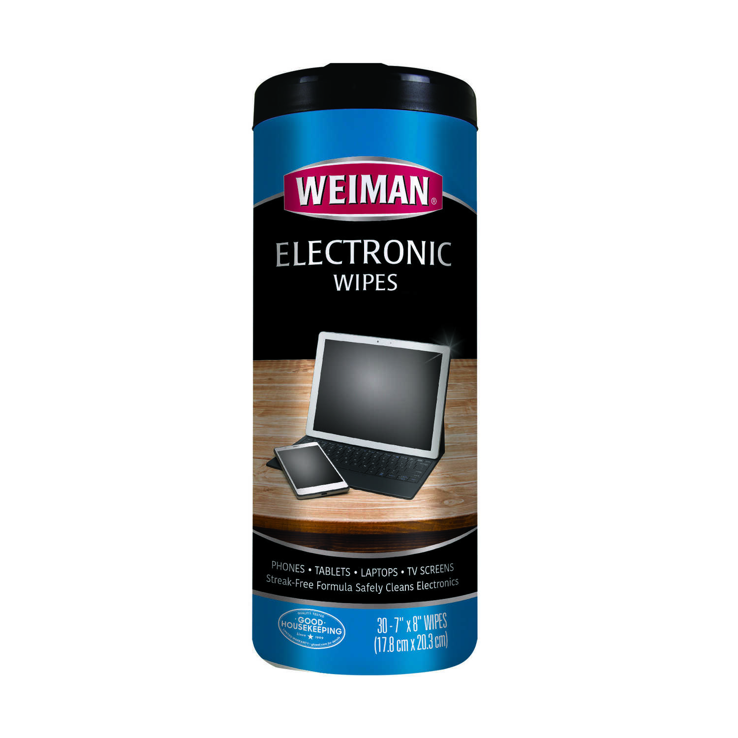 Weiman  Electronic Wipes  30 pk