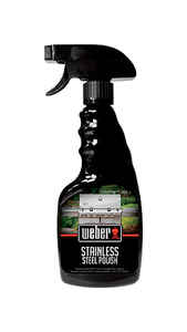 Weber  BBQ Grill Cleaner  12oz  Liquid