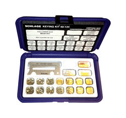 Schlage  Plastic  Re-Keying Kit  1 each