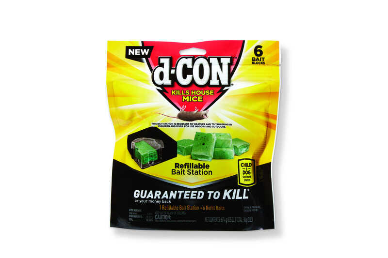 D-Con  For Mice Pest Control