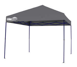 Quik Shade  Quik Shade Expedition  Polyester  Canopy  10 ft. W x 10 ft. L