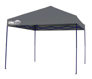 Quik Shade  Quik Shade Expedition  Polyester  Canopy  10 ft. L x 10 ft. W