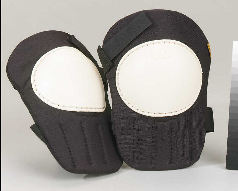 CLC Work Gear  9-5/16 in. L x 4-1/2 in. W Foam  Black  Knee Pads