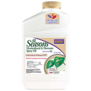Bonide  All Seasons Horticultural Spray Oil  Organic Insect Killer  32 oz.