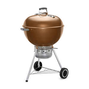 Weber  Original Premium  Charcoal  Kettle  Copper  22 in. Grill