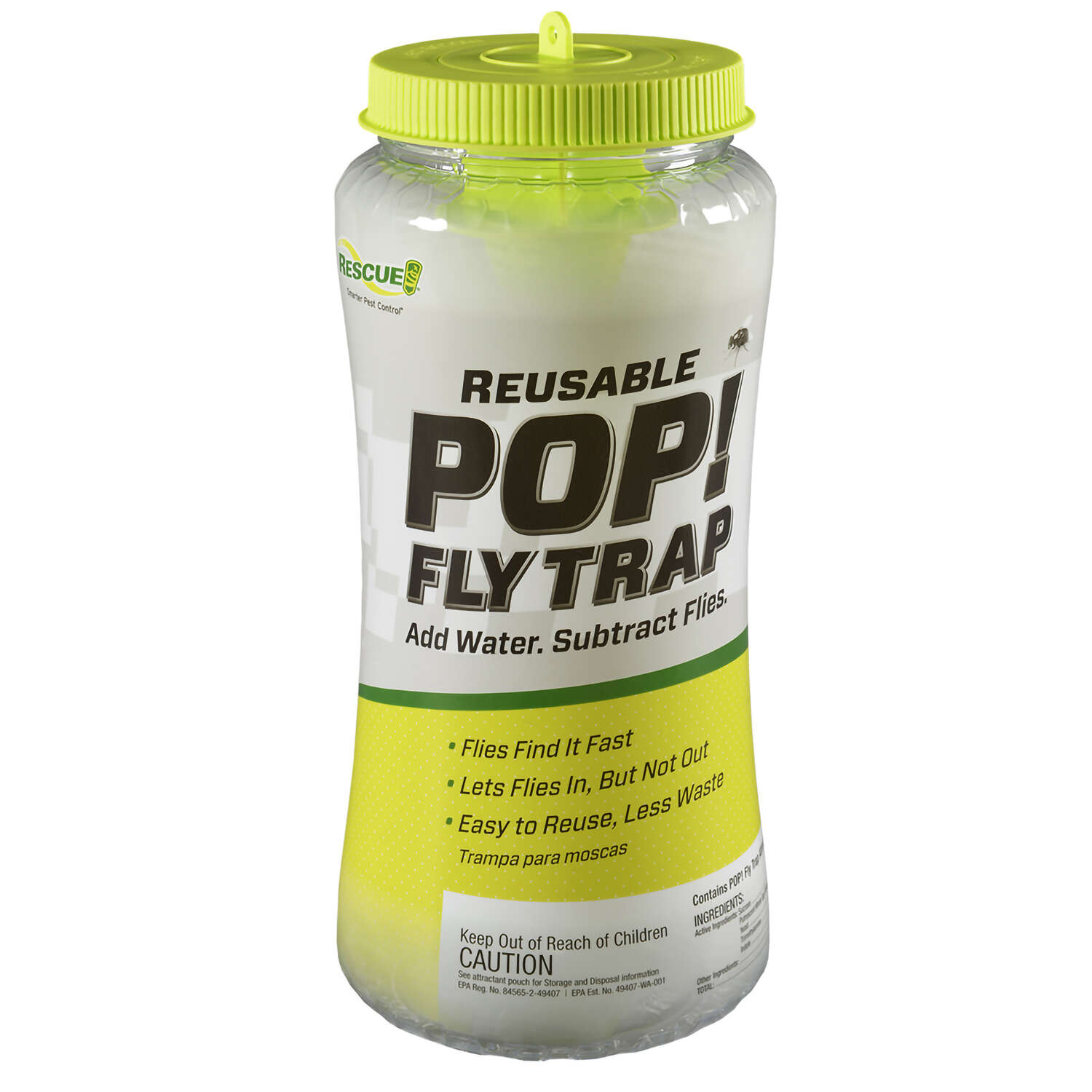 RESCUE  Fly Trap Bait Refill  1 pk