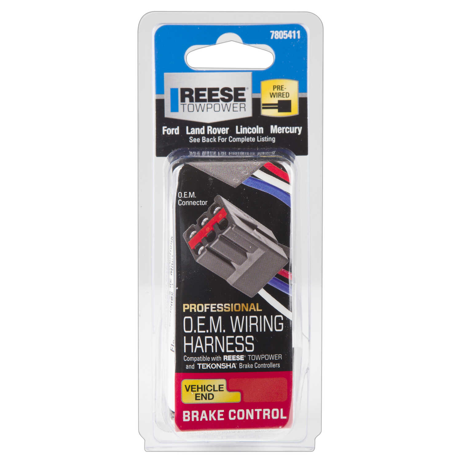 Reese  Brake Control Harness