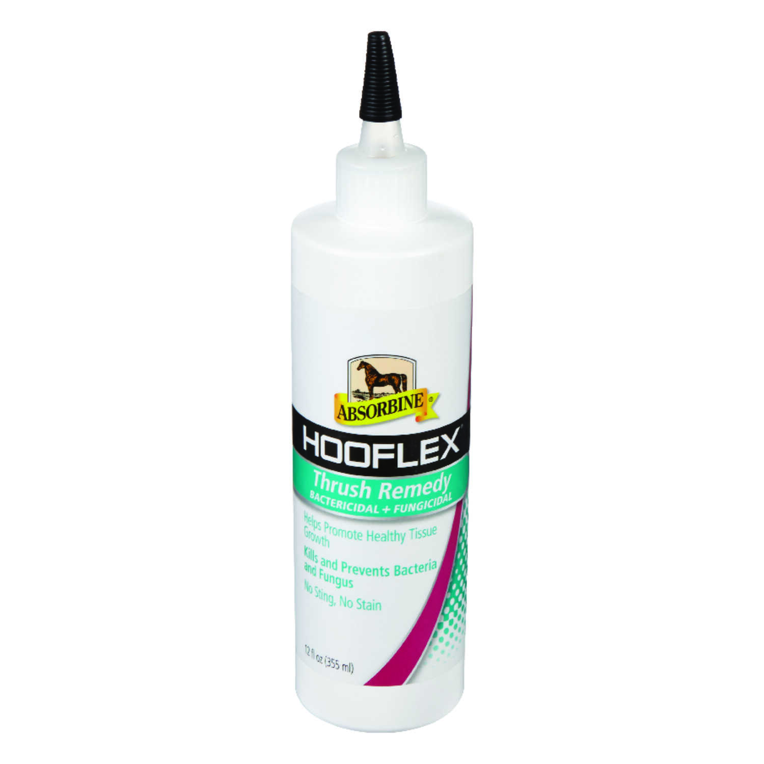 Hooflex  Liquid  Thrush Treatment  For Horse 12 oz.