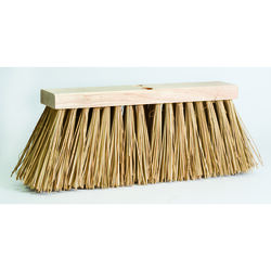 DQB  Palmyra  16 in. Street Broom Head