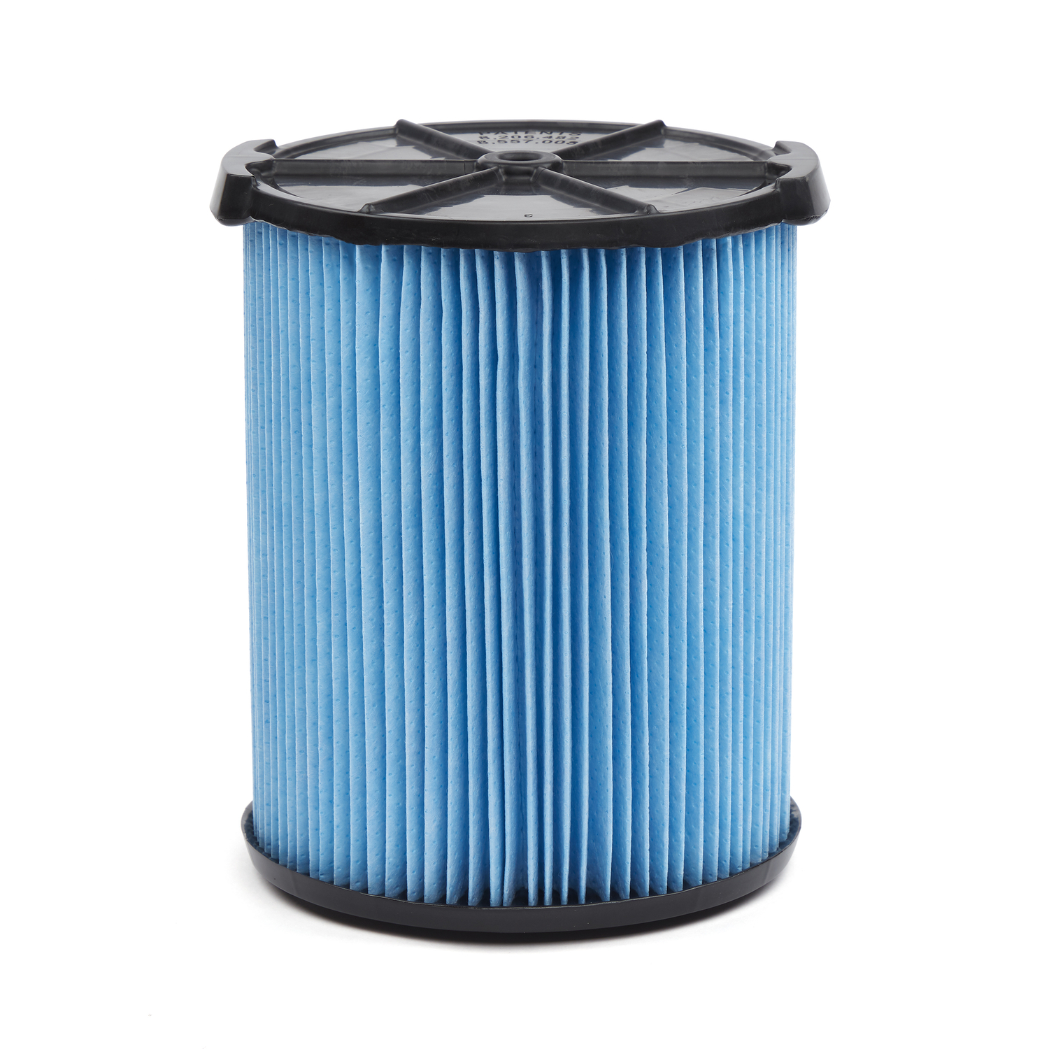 Craftsman  6.88  L x 6.88 in. W Wet/Dry Vac Filter  Blue  1 pk