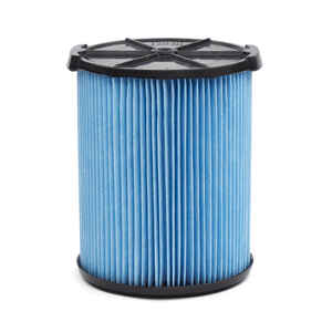 Craftsman  6.88 in. L x 6.88 in. W Wet/Dry Vac Filter  Blue  1 pc.