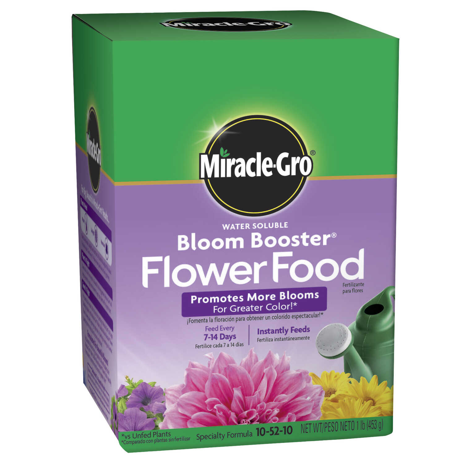 Miracle-Gro  Bloom Booster  Powder  Plant Food  1 lb.