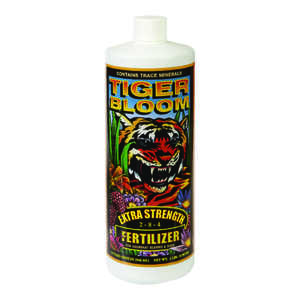 Tiger Bloom  Extra Strength  Liquid  Plant Food  32 oz.