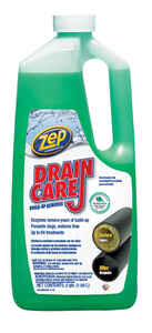 Zep  Drain Care  Liquid  Build-Up Remover  64 oz.