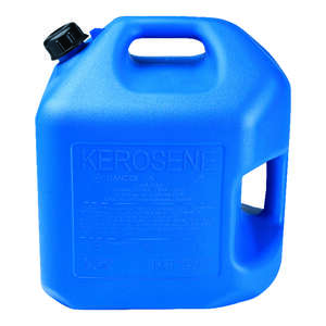 Midwest Can  Plastic  Kerosene Can  5 gal.
