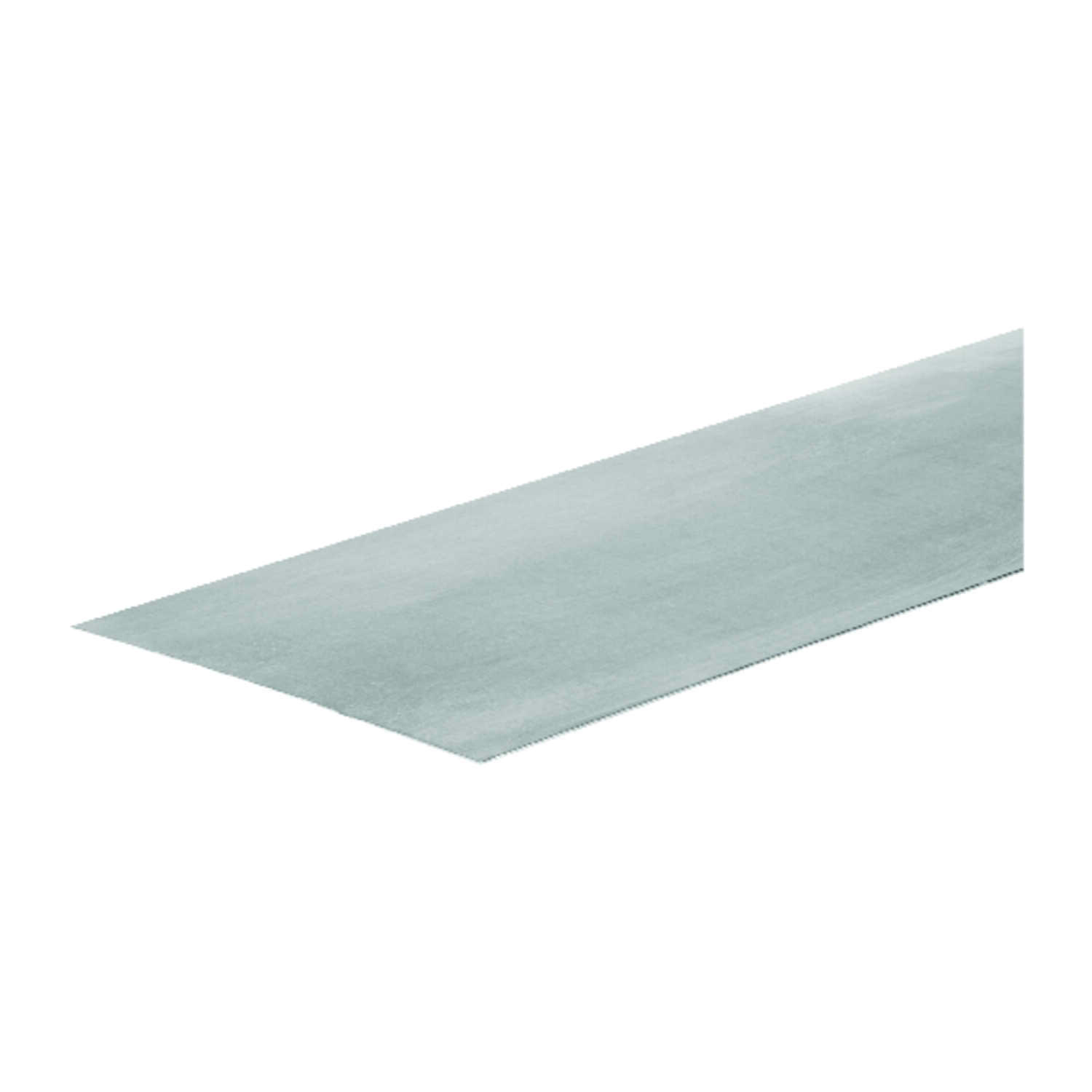 Boltmaster  24 in. Steel  Sheet Metal  Galvanized