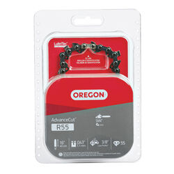 Oregon  AdvanceCut  16 in. 55 links Chainsaw Chain