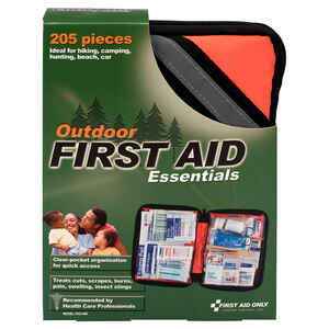 First Aid Only  Outdooor First Aid Kit  205 pc.
