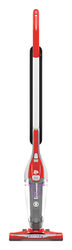 Dirt Devil  Power Express  Bagless  Corded  Stick Vacuum  2 amps Standard  Gray