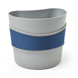 Burgon & Ball  3 qt. Hip Trug  Navy
