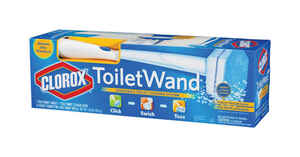 Clorox  No Scent Toilet Wand  2  Stick