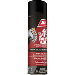 Ace  Aerosol  Wasp and Hornet Killer  17.5 oz.