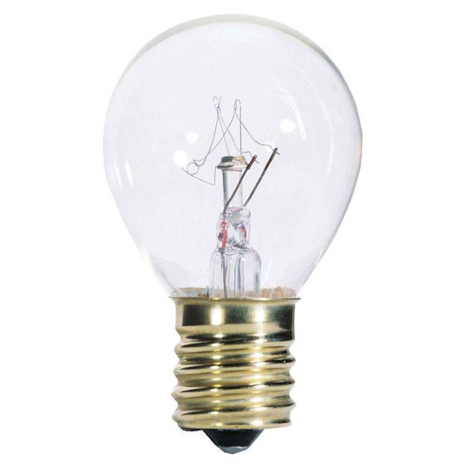 Westinghouse  25 watts S11  Incandescent Bulb  180 lumens White  Speciality  1 pk