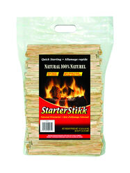 Pine Mountain  Starter Stikk  Wood  Fatwood Starter  10 lb.