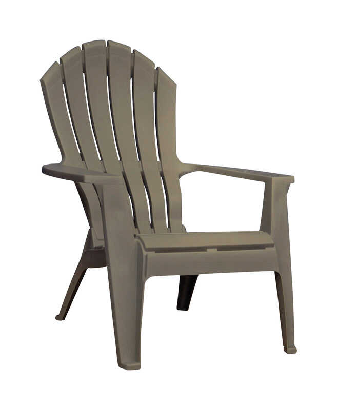 Adams RealComfort Polypropylene Adirondack Chair
