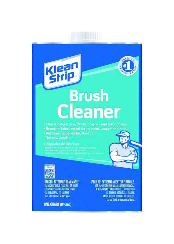 Klean Strip  Brush Cleaner  1 qt.