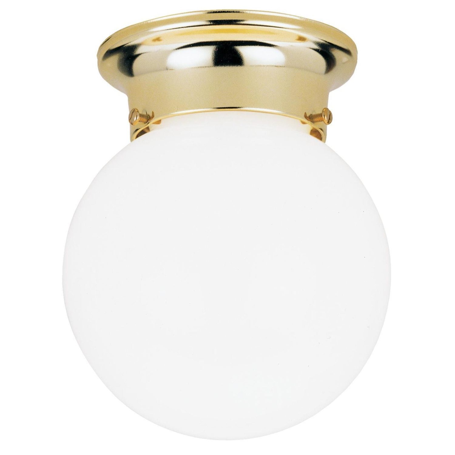 Westinghouse  6 in. W x 6 in. L Ceiling Light
