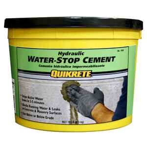 Quikrete  Hydraulic Cement  10 lb.