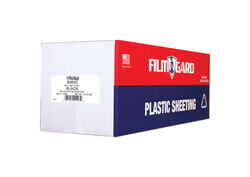 Berry Plastics  Film-Gard  Plastic Sheeting  6 mil  x 40 ft. W x 100 ft. L Polyethylene  Black