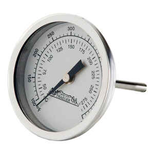Traeger  Instant Read Grill Thermometer Gauge  Analog