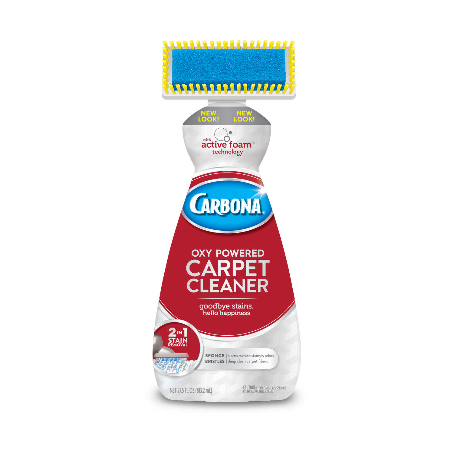 Carbona 2 In 1 Oxy Powered No Scent Carpet Cleaner 27 5 Oz