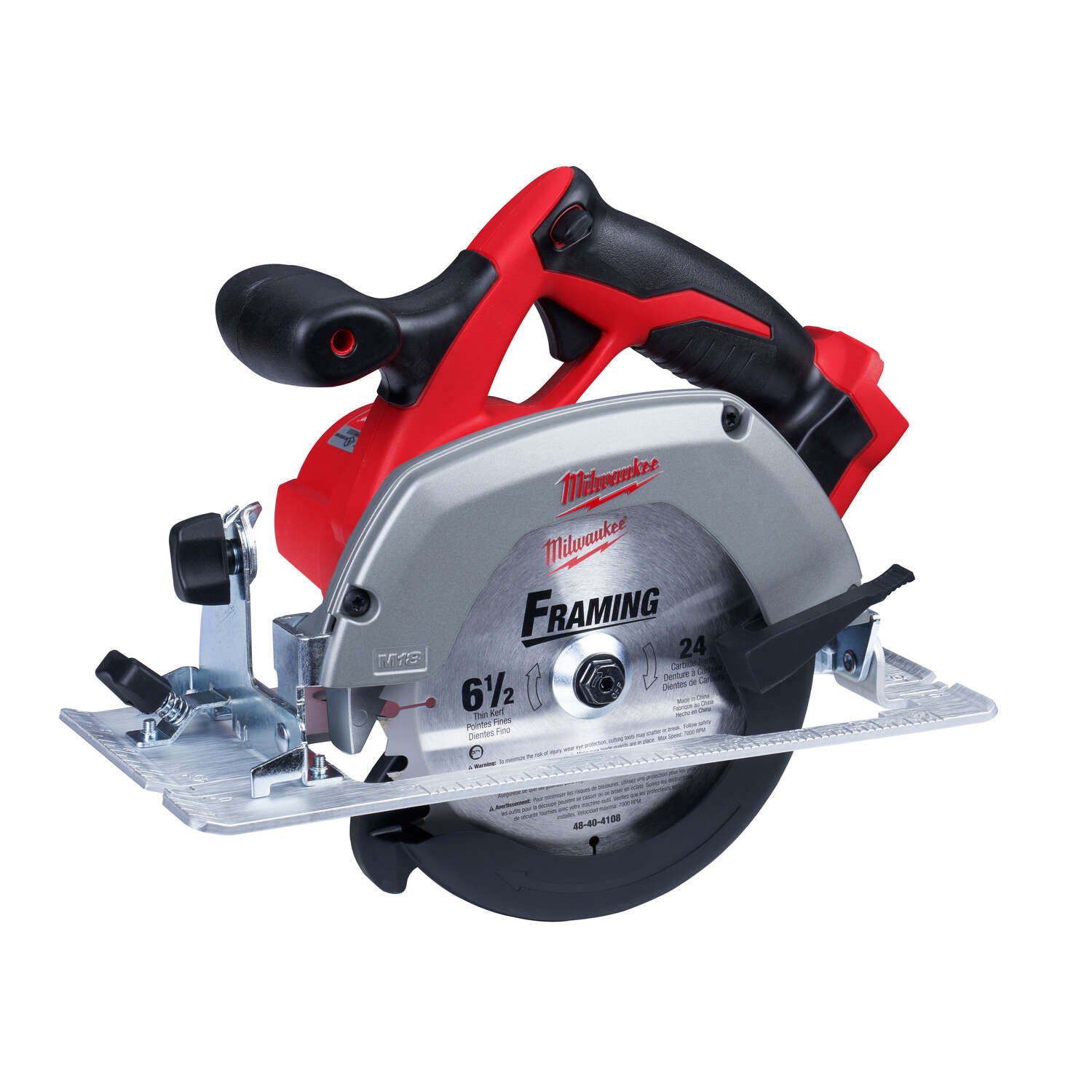 Milwaukee  M18  18 volt Cordless  Heavy-Duty  3500 rpm Circular Saw  6-1/2 in.
