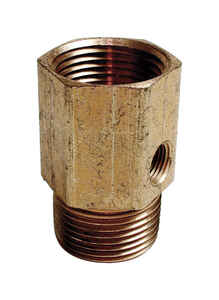 Dial  Brass  Pipe Adapter