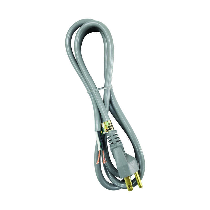 Ace  16/3 SJT  Power Supply Replacement Cord  6 ft. L