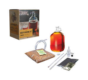 Sharper Image  Clear  Beer Making Kit