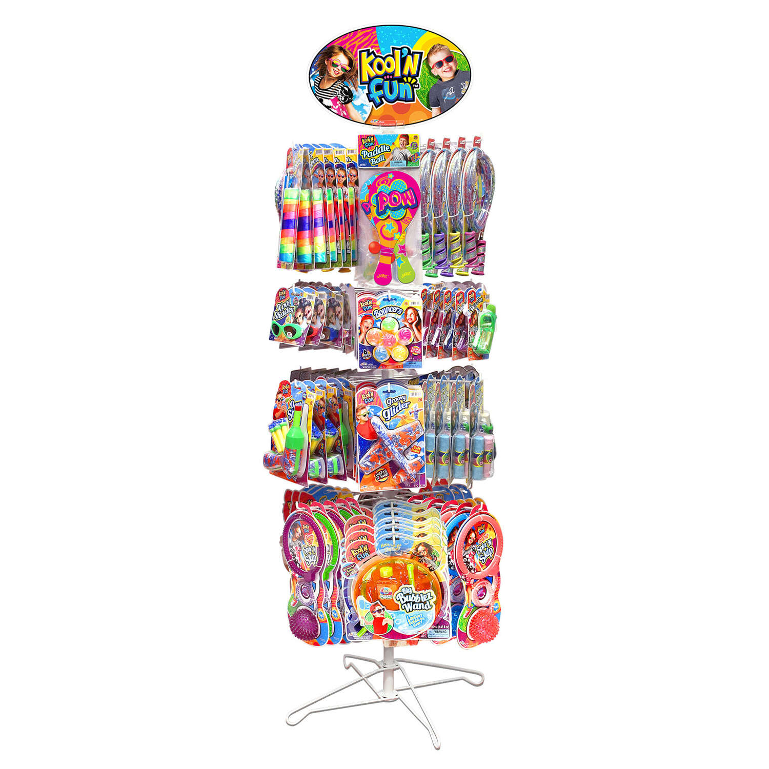 Kool N Fun  Kool N' Fun  Toy  Plastic  1 pc.